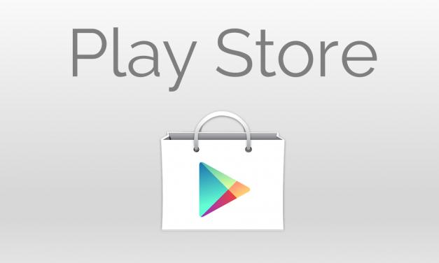 L'App Play Store si aggiorna alla versione 7.7