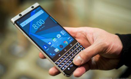 BlackBerry torna con un nuovo smartphone