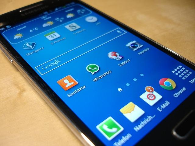 Come cambiare sfondo allo smartphone