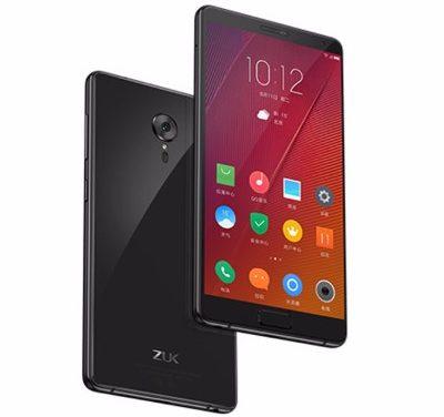 Lenovo Zuk Edge si aggiorna. Sorpresa per i possessori dello smartphone della casa cinese.