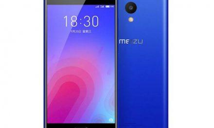 Ecco tutte le informazioni sul nuovo Meizu M6