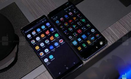 Sfida tra smartphone: schede tecniche a confronto Samsung Galaxy Note 8 e Htc U11 Plus