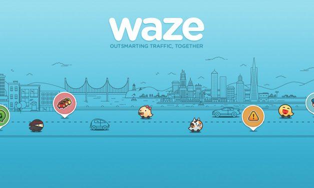 Waze, il nuovo navigatore del futuro