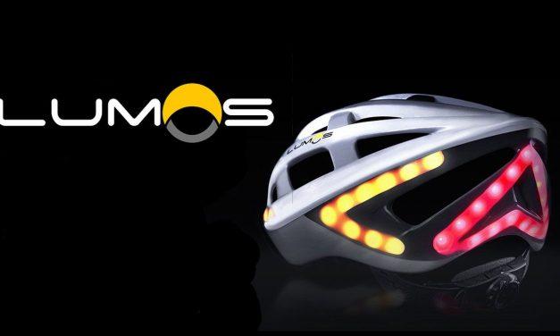 Arriva il casco smart che tutti i ciclisti hanno sempre sognato