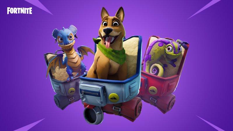 Cosa sono i cuccioli di Fortnite?