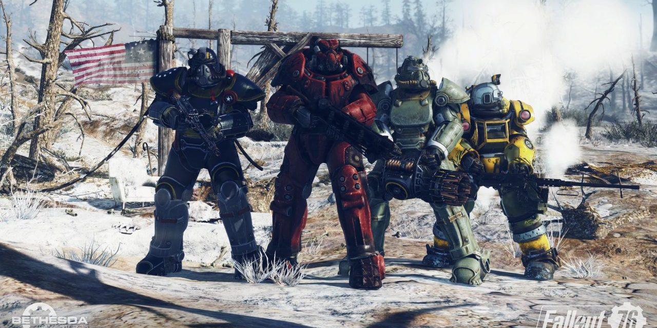 Fallout 76 ci riprova col PVP