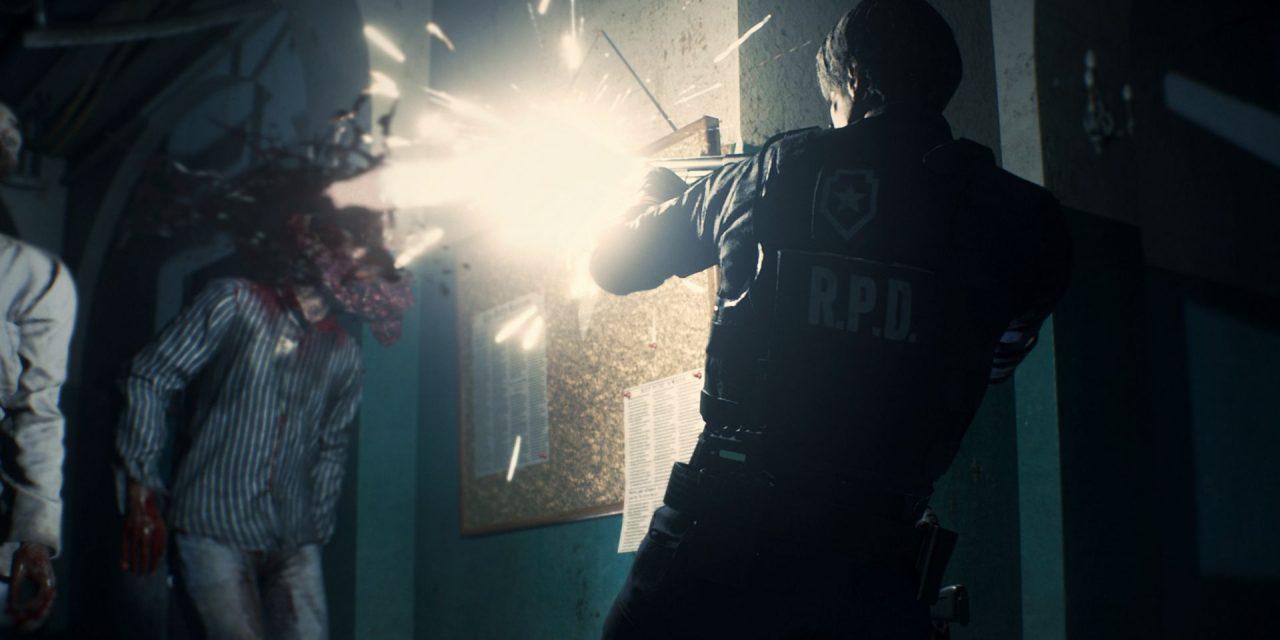 Resident Evil 2 Patch e dettagli