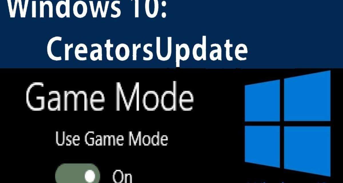 Windows 10, l'aggiornamento crea problemi di prestazioni nel gaming