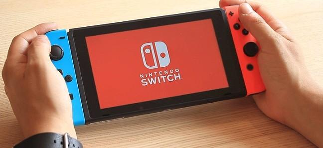 Nintendo Switch a quota 34 milioni