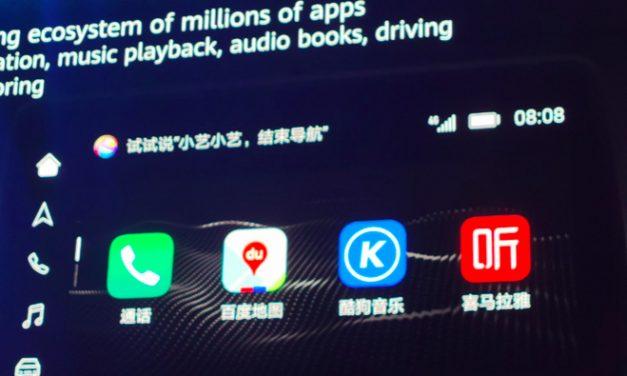 Huawei entra nel settore auto con Hicar