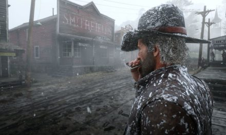 Red Dead Redemption 2 Online: è arrivato il Natale!