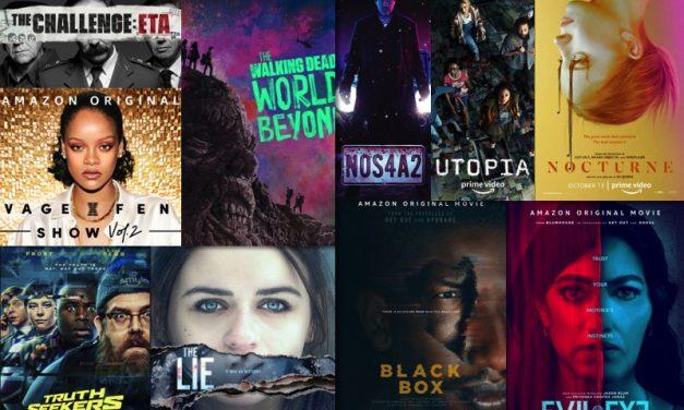 Le novità di Prime video per ottobre 2020